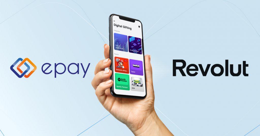 Подразделението на Euronet Worldwide, epay, става глобален партньор за дигитални услуги с добавена стойност на fintech Revolut
